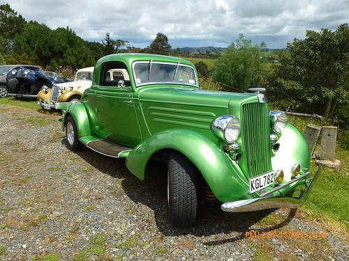 1934 HUPMOBILE SIX