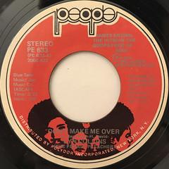 LYN COLINS:DON'T MAKE ME OVER(LABEL SIDE-A)