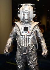 Vintage Cyberman