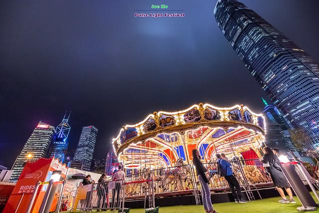 2019年02月23日 - 閃躍維港燈影節