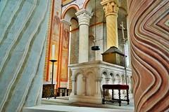Abbaye de Saint-Savin s/Gartempe - Photo of Villemort