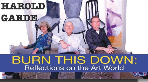Burn This Down: Reflections on the Art World