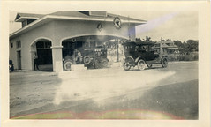 Haeger Bros Garage Lemon City Miami Photo 1924