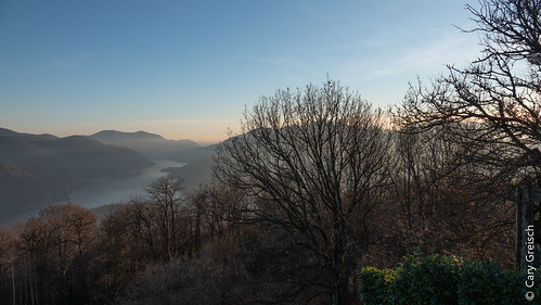 Santa Maria d'Iseo (Ticino) - vue vers le Sud (26/12/2018 -03)