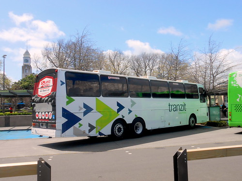 Volvo B10M NZMB Tourliner, PN 8572