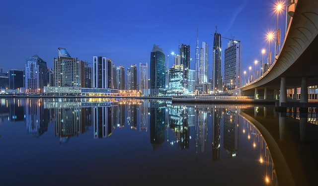 Dubai Reflections