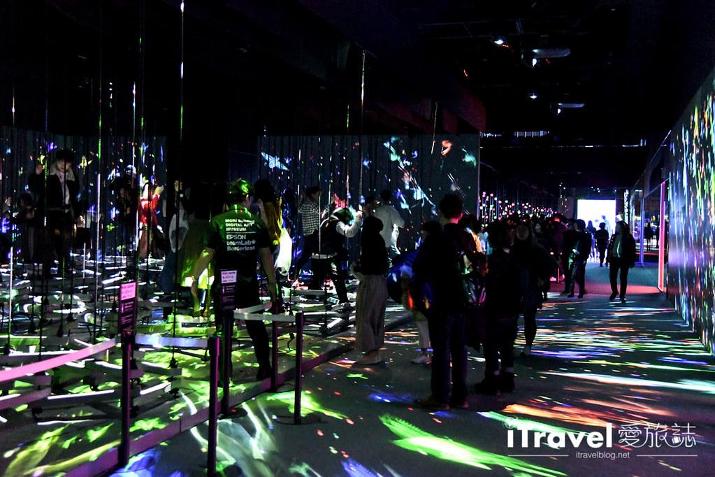 东京艺术展览 teamLab Borderless (85)