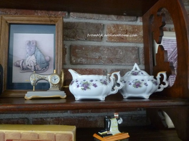 Teacups Quilt Along