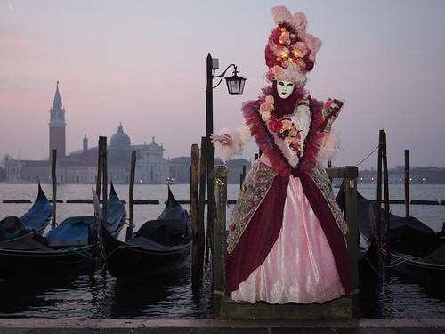 Venice carnival 2019.,