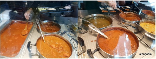 Hurry Curry curry selection