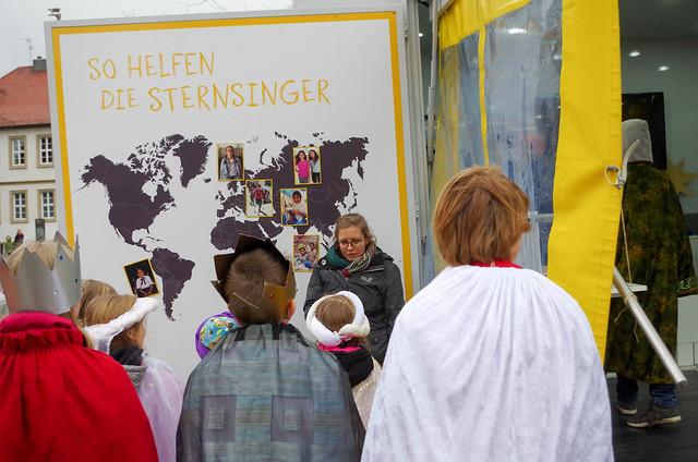Sternsingerdankaktion 2019 Zwei