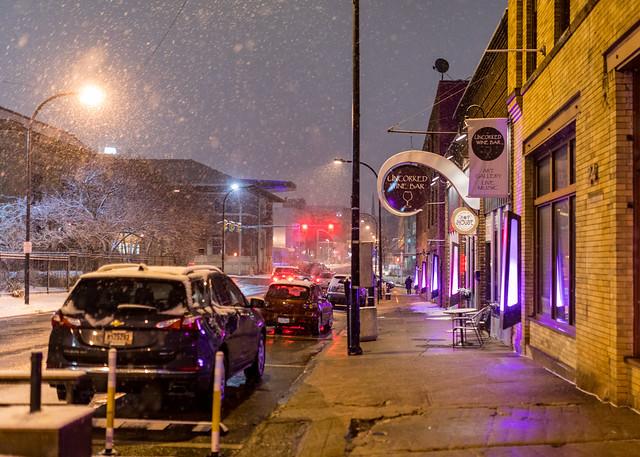 Snow Globe Akron