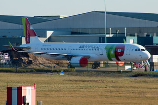TAP Air Portugal A321neo OE-IHS | by Werner Verbogt