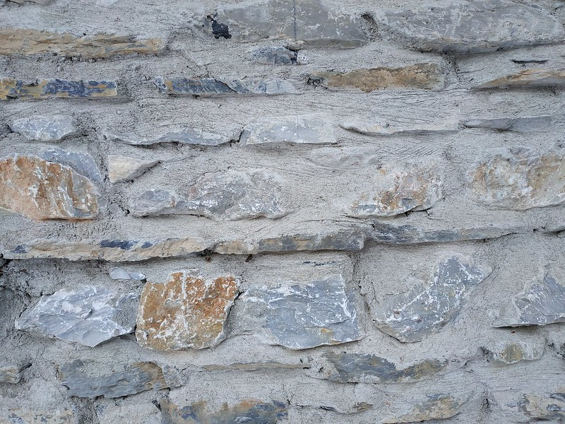 Wall texture with stone #1
