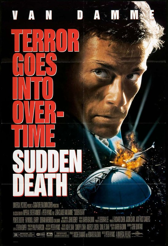 Sudden Death - Poster 1
