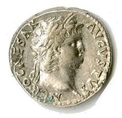 Warwickshire hoard silver Roman denarii obverse