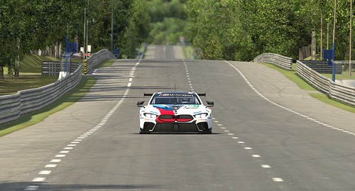 iRacing BMW M8 GTE Front