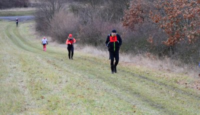 ZBP KADAŇ VÁNOČNÍ BĚH BRODCEMI 23.12.2017 11,3 km