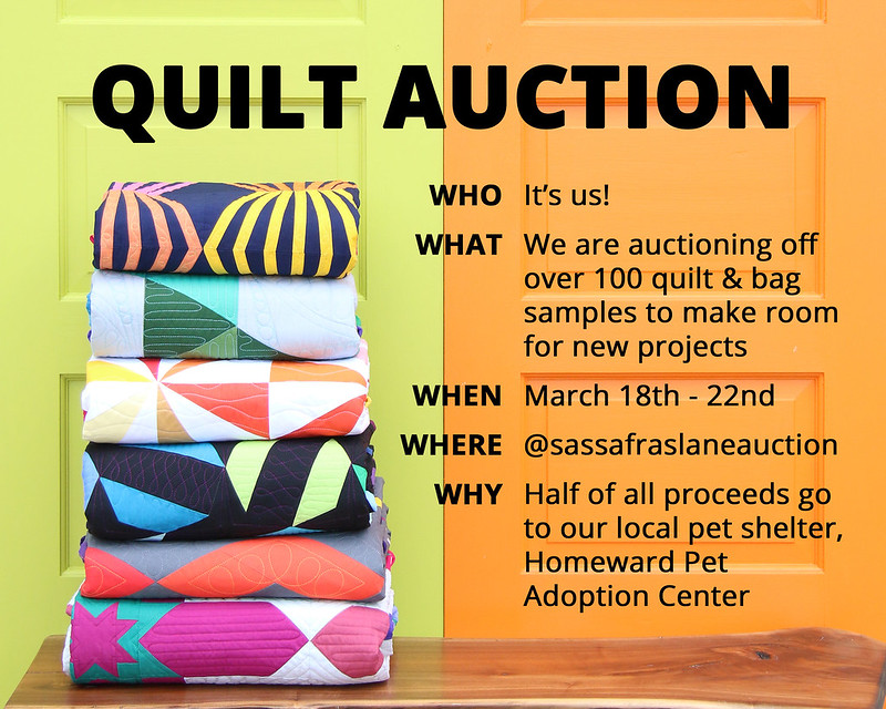 Quilt Auction