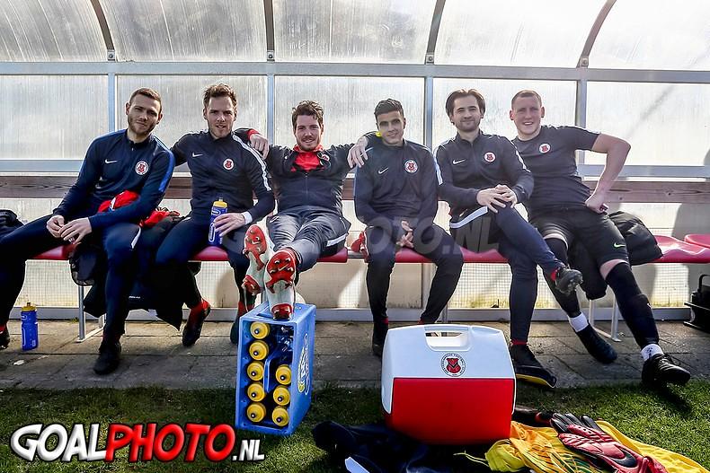 AFC - Jong Sparta 24-03-2019