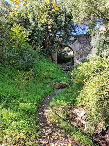 San Telmo Aquaduct
