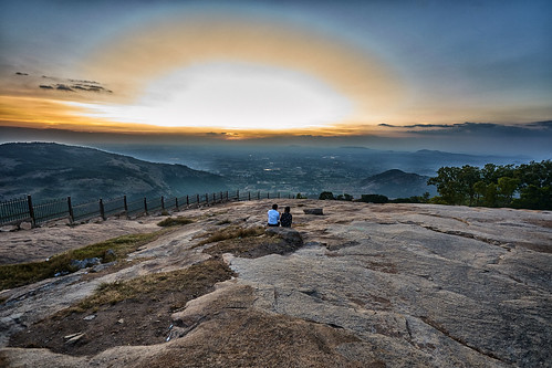 paulinuk99999 nandihills bangalore india sunset ilce7m3 sal1635za nandi hills chickballapur saeeyogananadeeswaraswamy temple hilltop