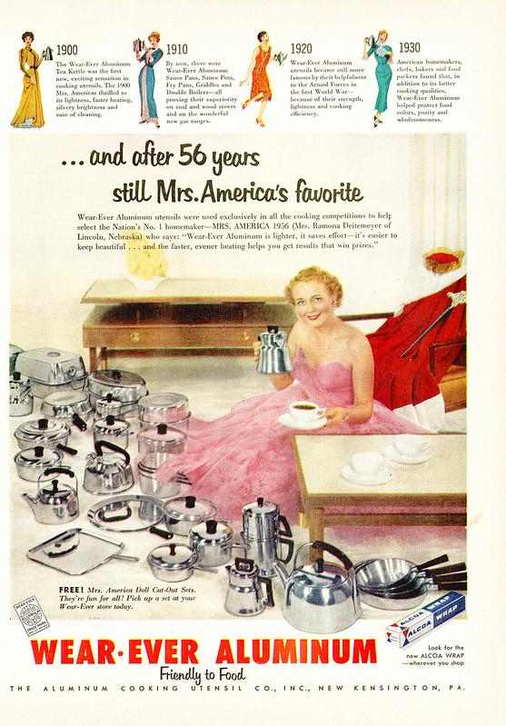 Wear-Ever 1956