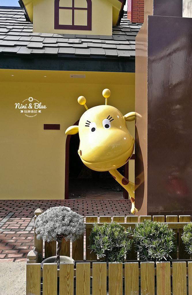 短腿阿鹿 曲奇餅乾 漢口店 台中伴手禮03