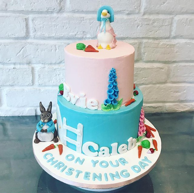 Cake by Little Brook Bakery