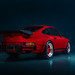 PORSCHE 930 TURBO by Arlen Liverman