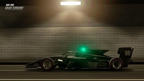 Gran Turismo Sport Super Formula SF19 Side