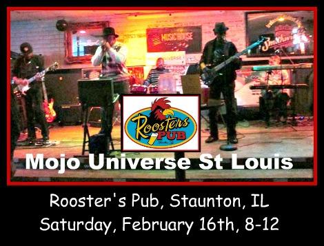 Mojo Universe St Louis 2-16-19