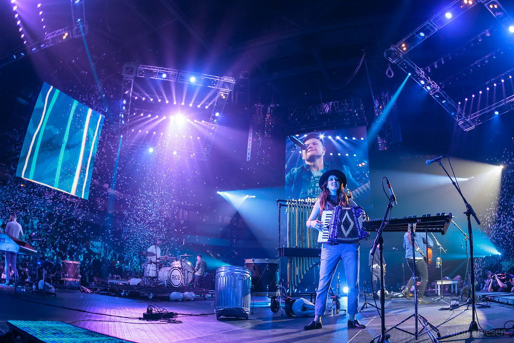 Winter Jam Tour | Texas Review | Ralph Arvesen