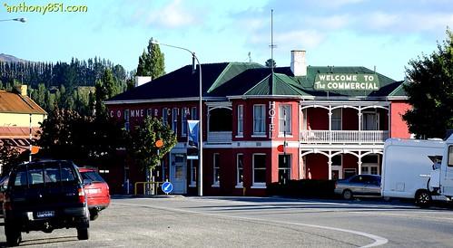 Commercial Hotel Roxburgh