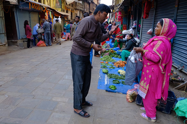 Kathmandu Nepal, Fujifilm X-E3, XF16mmF1.4 R WR
