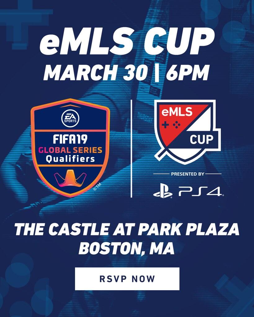 eMLS Cup at PAX East