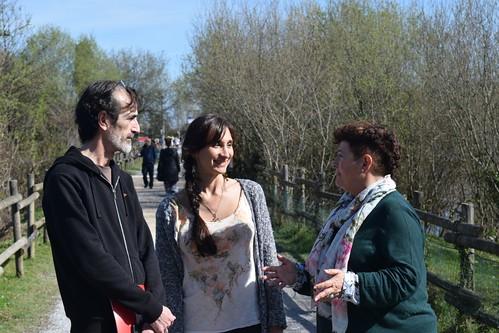 Presentación Elkarrekin Podemos Irun