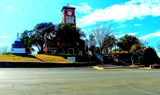 St Mary's Catholic  Church Jacksboro,Texas