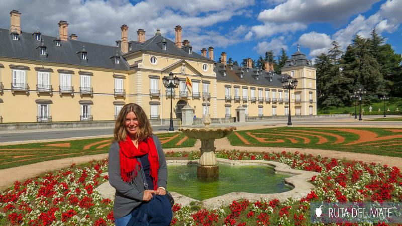 Palacio Real de El Pardo, cerca de Madrid