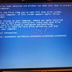 古いThinkPadでWindows XPが起動せず、SATA関係のBIOS再設定が必要だった