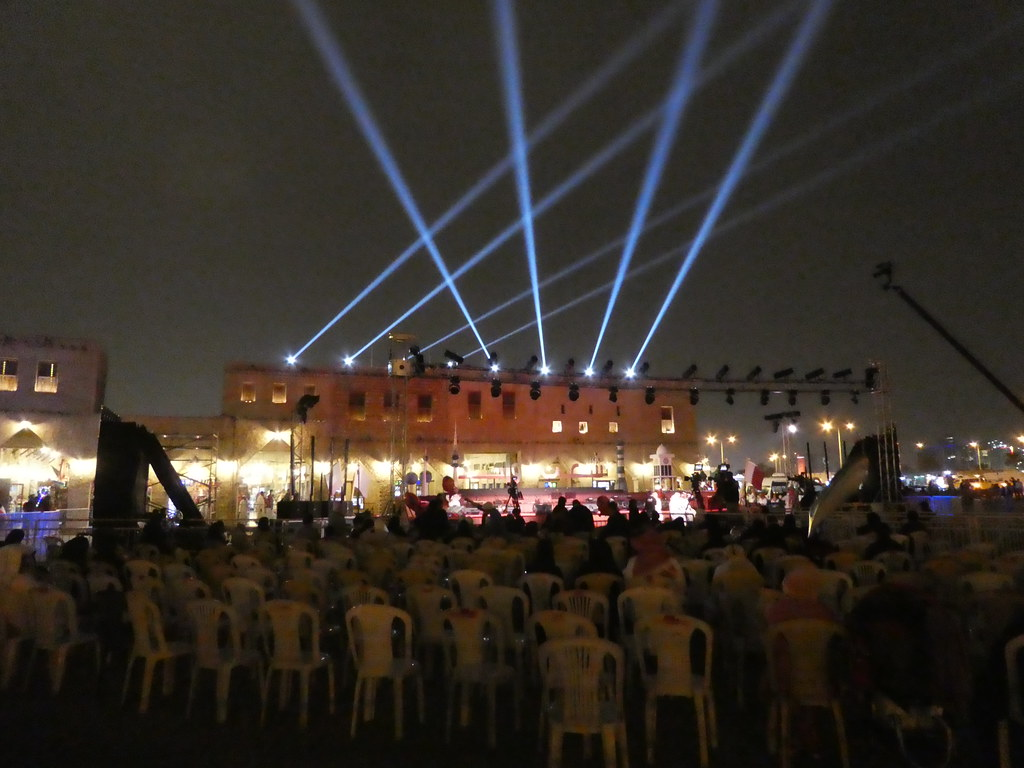 Celebrations for Kuwait National Day in Doha