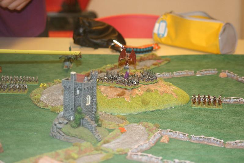 [1300 - Orcs vs elfes Noirs] La bataille des piques maudites 46655070551_56c72c137f_c