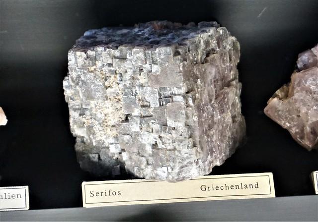 Fluorite (Serifos, Greece)