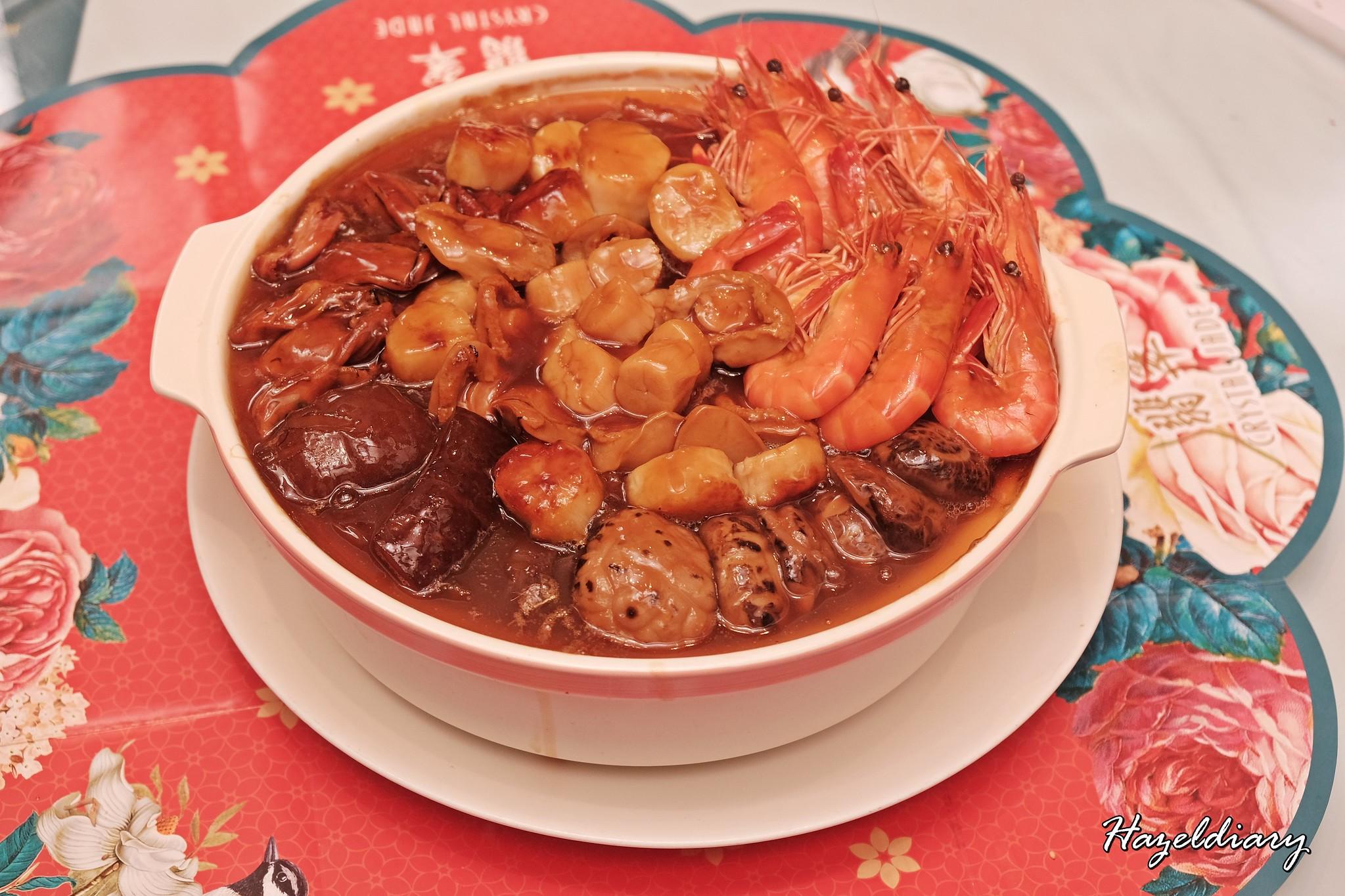 Crystal Jade Restaurant-CNY 2019-Treasure Pot-Pen Cai