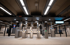 Reopening of 167 St on the B, D lines