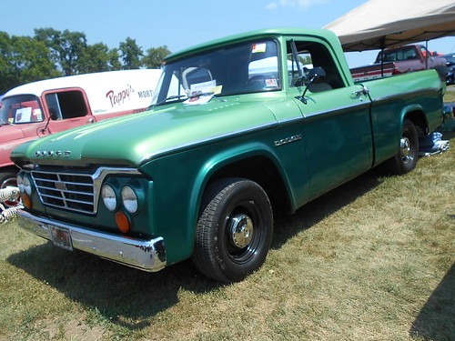 1965 Dodge D-100