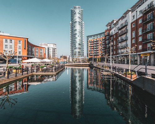 Portsmouth   |   No 1 Gunwharf Quays