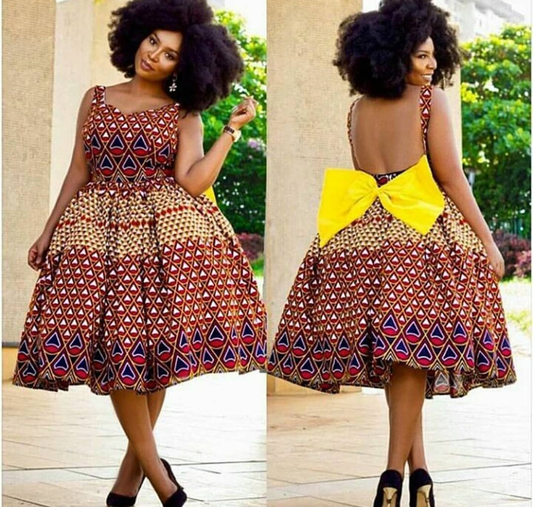 FASHIONABLE NIGERIAN GOWN 2020 DESIGNS IS EVERY WOMAN'S DREAM. 2