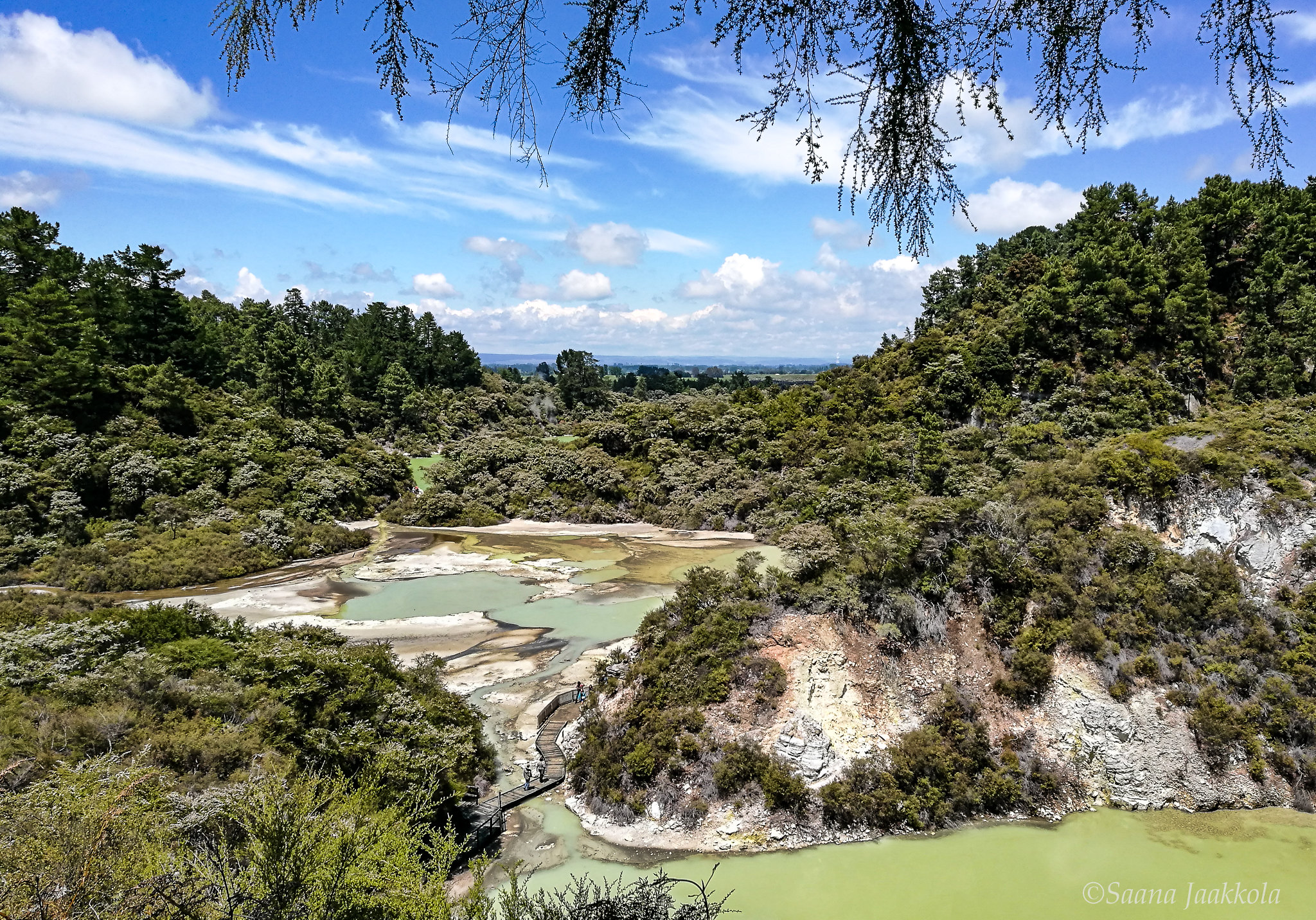 NZ Travel Diary | Experiencing Hot & Wet Rotorua and a Night on a Private Driveway