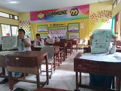 Tryout Jawa Pos SMK Negeri 1 Jombang